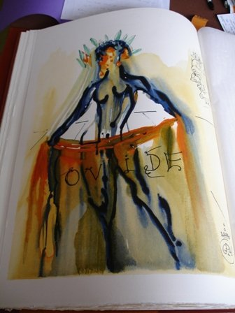 349: OVIDE. L'Art d'aimer. Centre culturel de Paris, 19