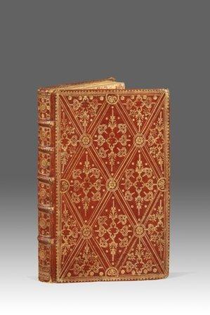 1012: ALMANACH ROYAL. Paris, Laurent d'Houry, 1704. In-