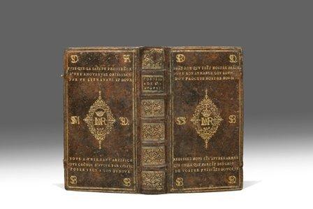 1023: AUGUSTIN (Saint). Les Confessions, traduites en f