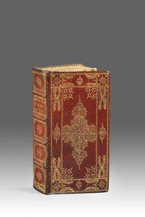1025: BARCLAY. Satyricon. Leyde, Elzévir, 1637. In-12,