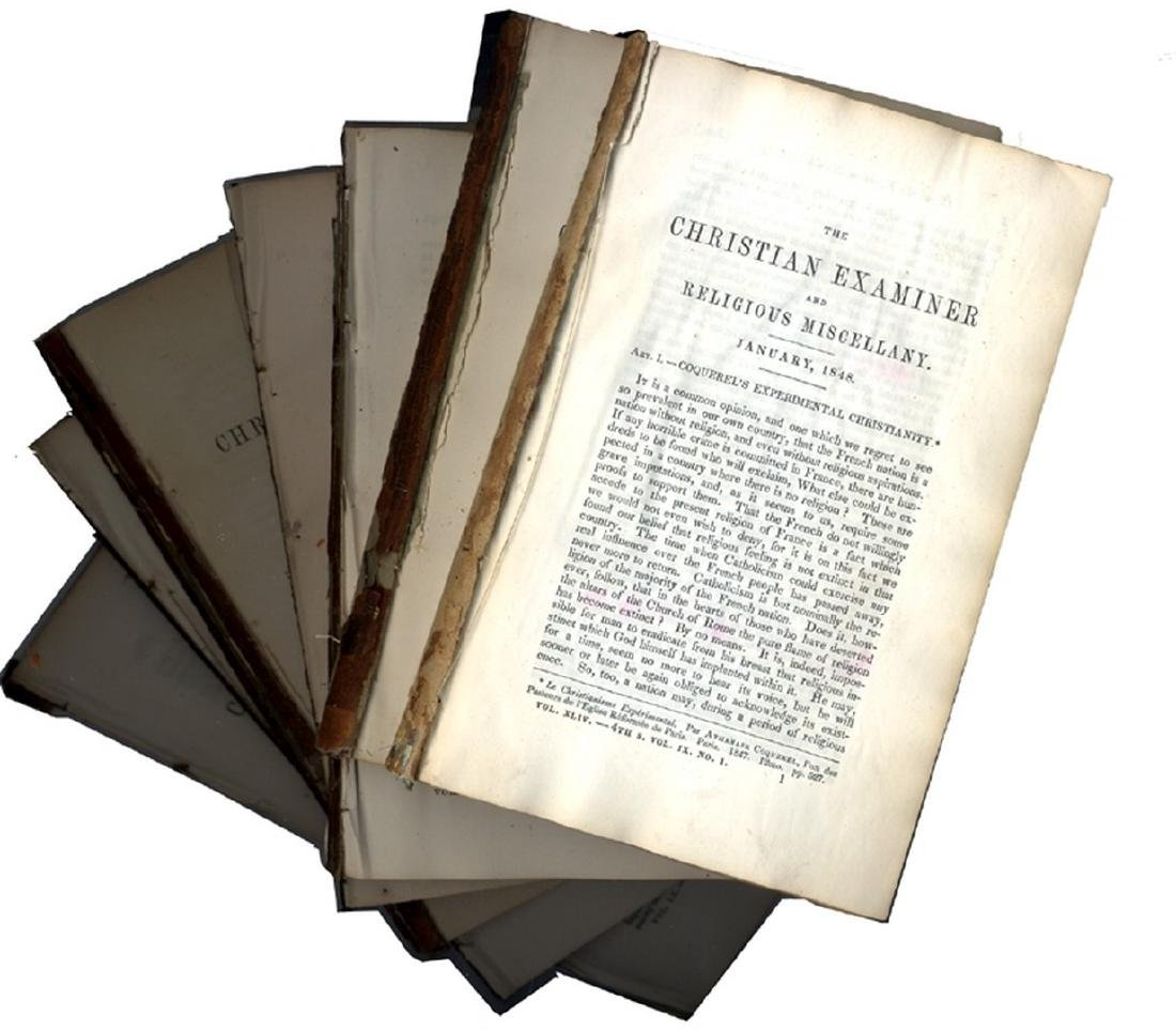 Early Christian Publication With Slavery Reports