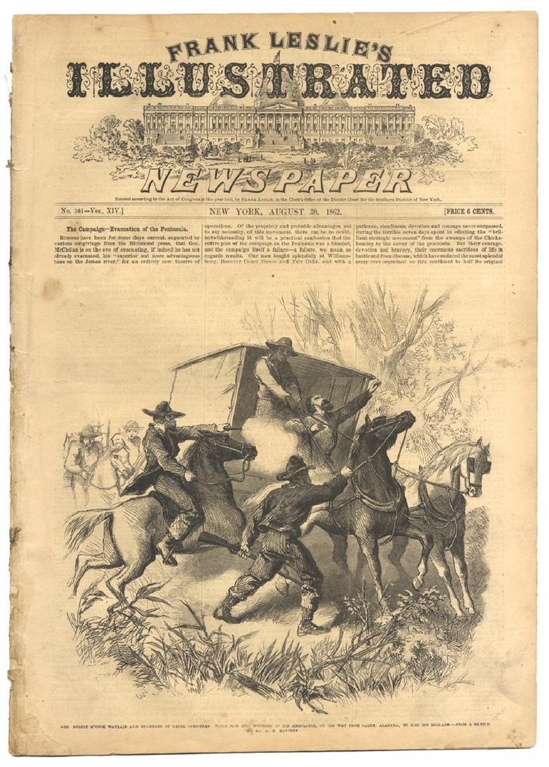 Dress Review of the 1st Regiment South Carolina Negro