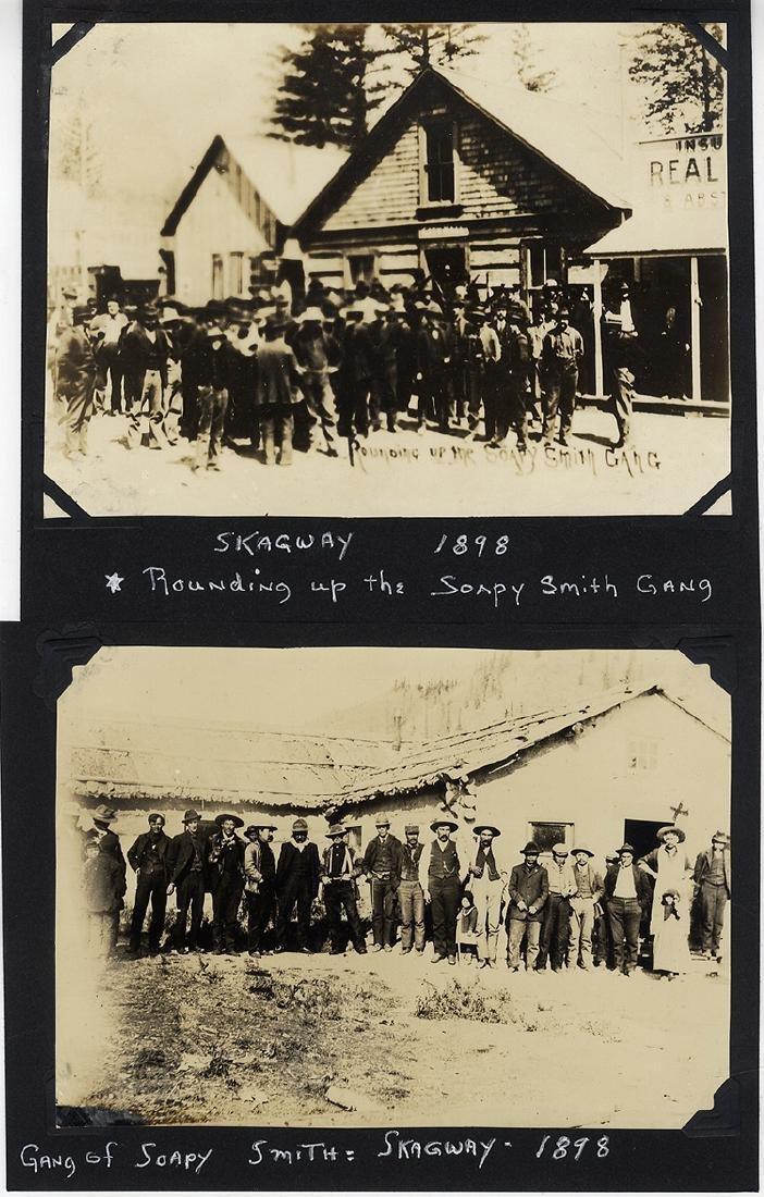 The Con Man Soapy Smith Was Killed The Preceeding Day