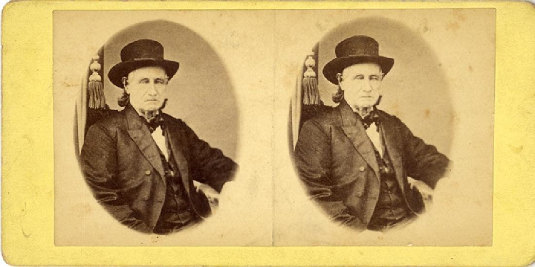 The Oldest Gettysburg Combatant