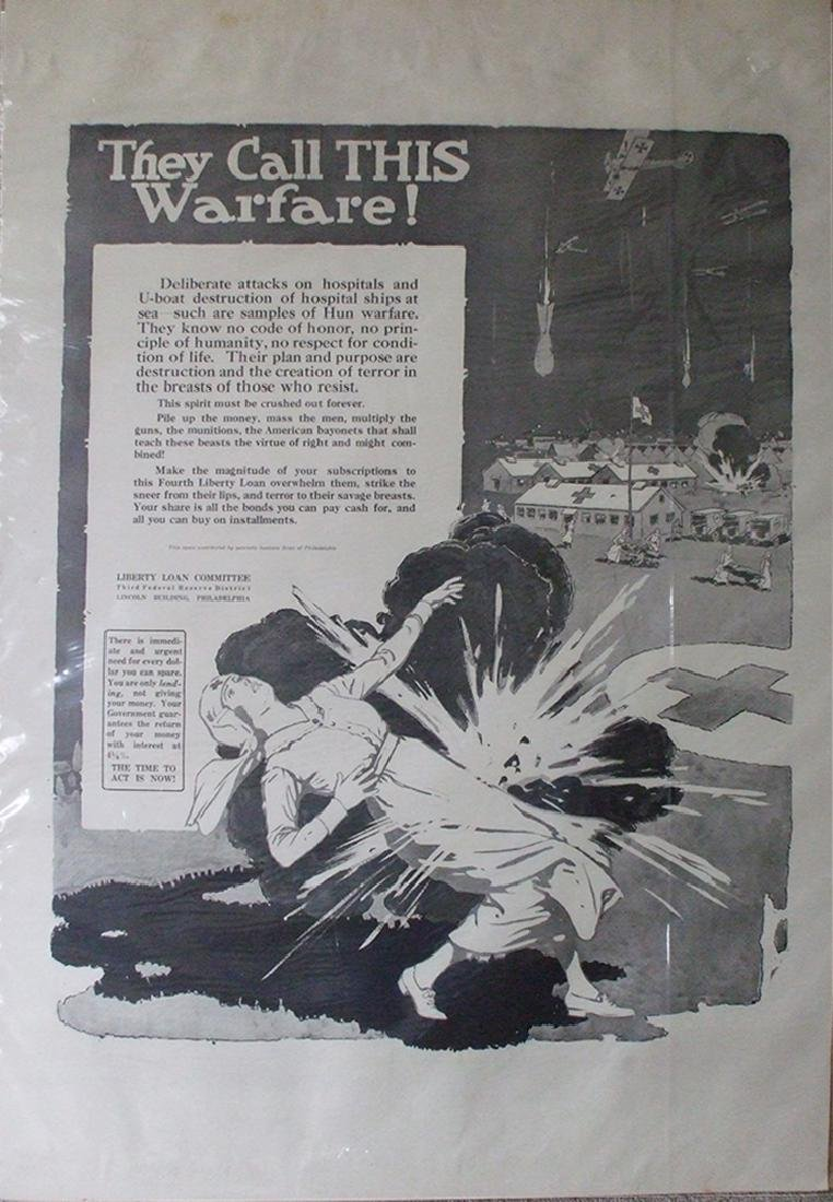 Stark WWII Poster