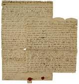 13: 1730's Maryland Land Grant