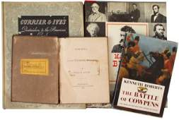Book Group - Matthew Brady - Currier & Ives