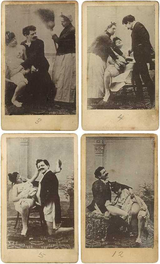 459: Early Pornographic Photographs