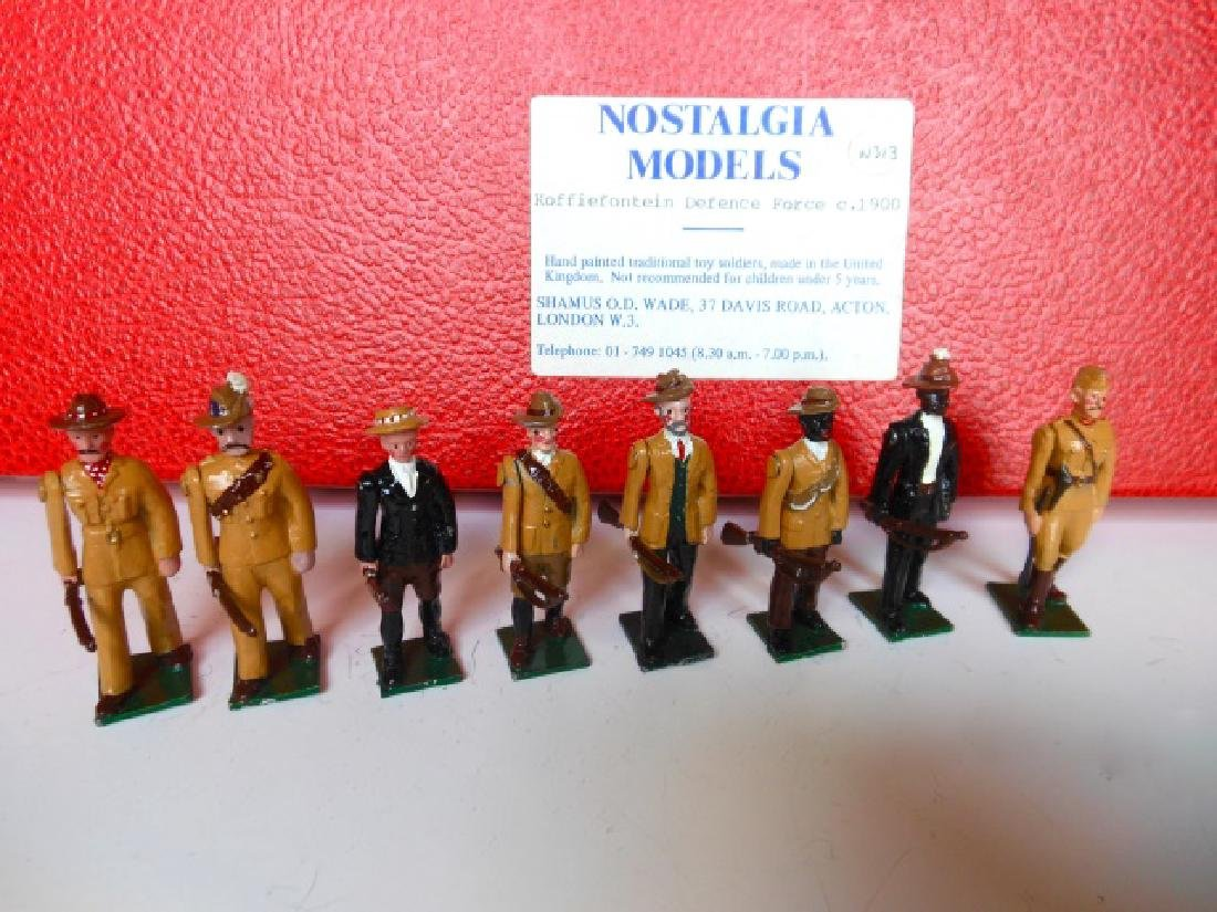 Nostalgia Koffiefontain Defense Force 1900