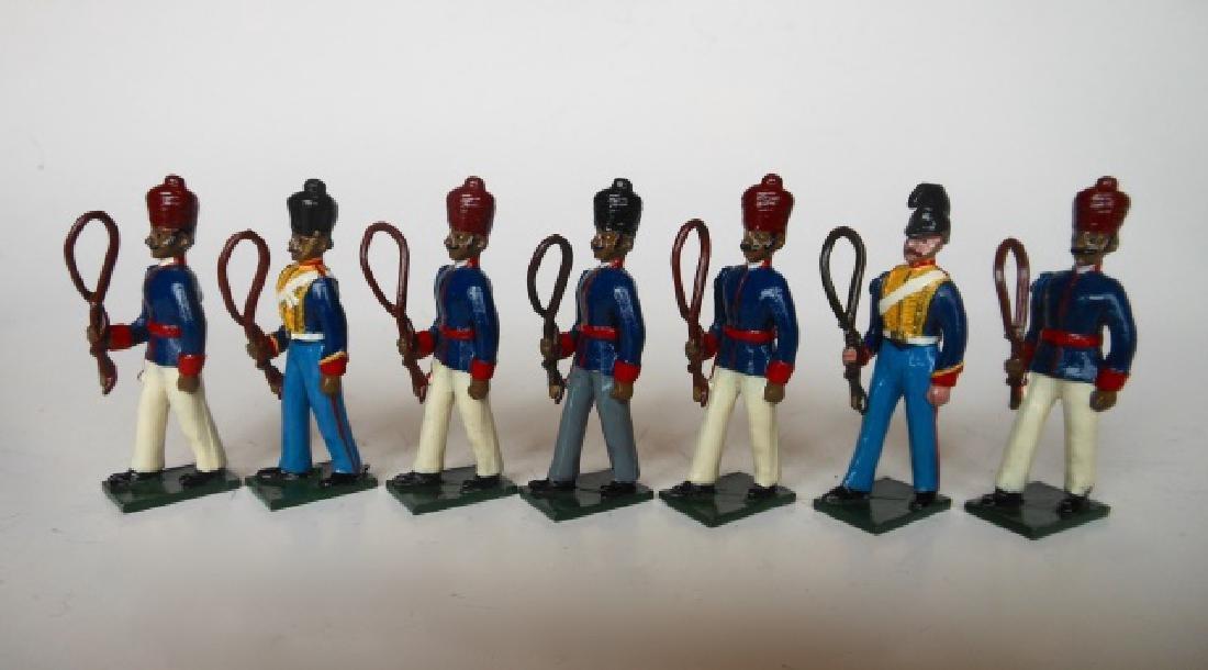 Nostalgia Madras Artillery Drivers