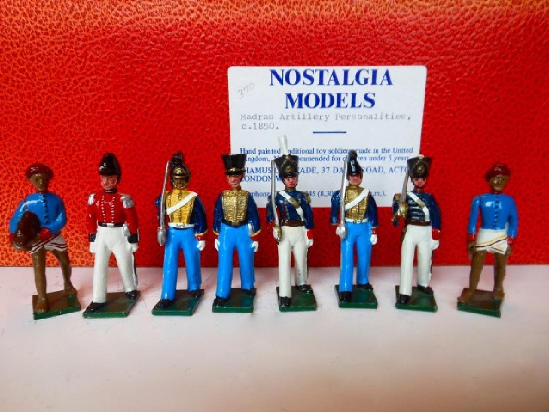 Nostalgia Madras Artillery Personalities
