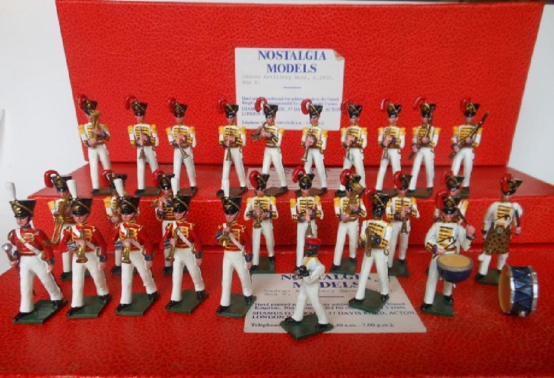Nostalgia Madras Artillery Band
