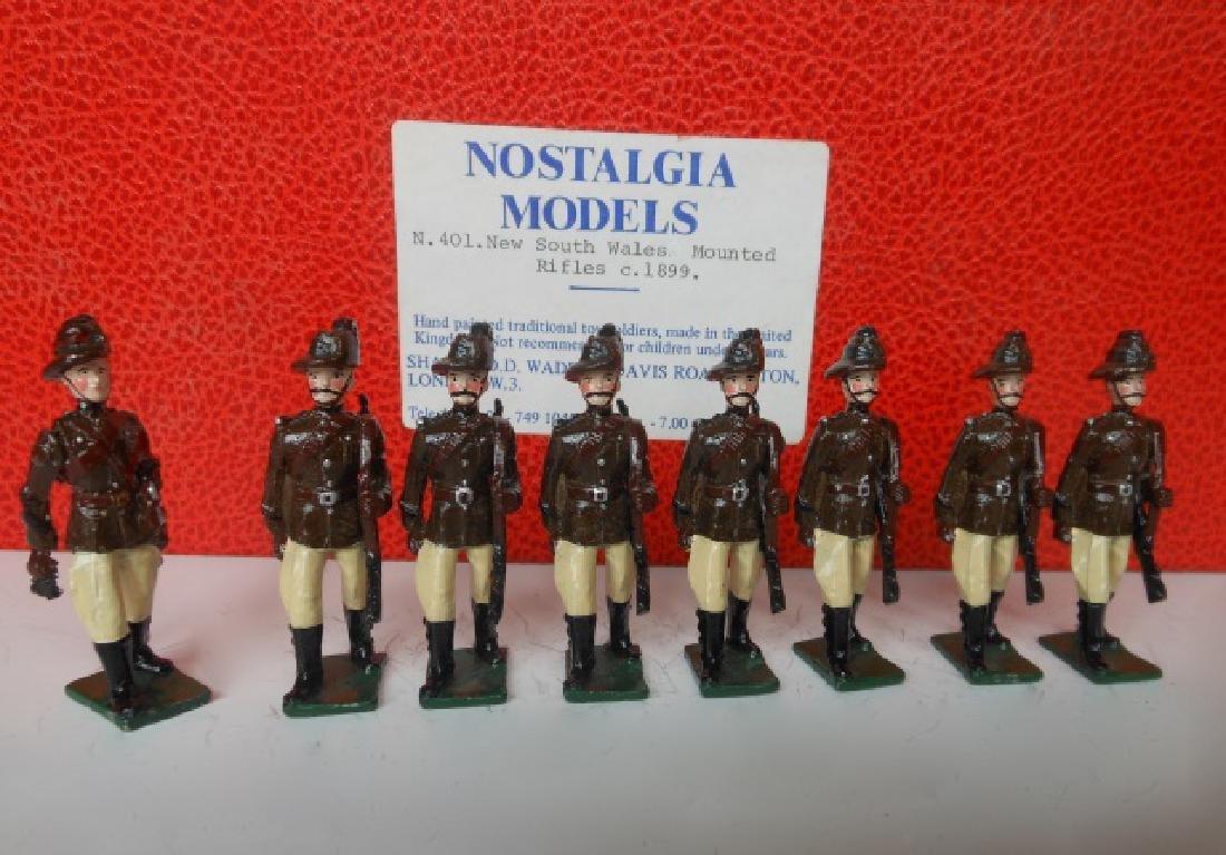 Nostalgia New South Wales Mounted Rifles 1899