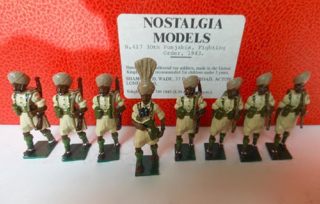 Nostalgia 30th Punjabs Fighting Order 1943