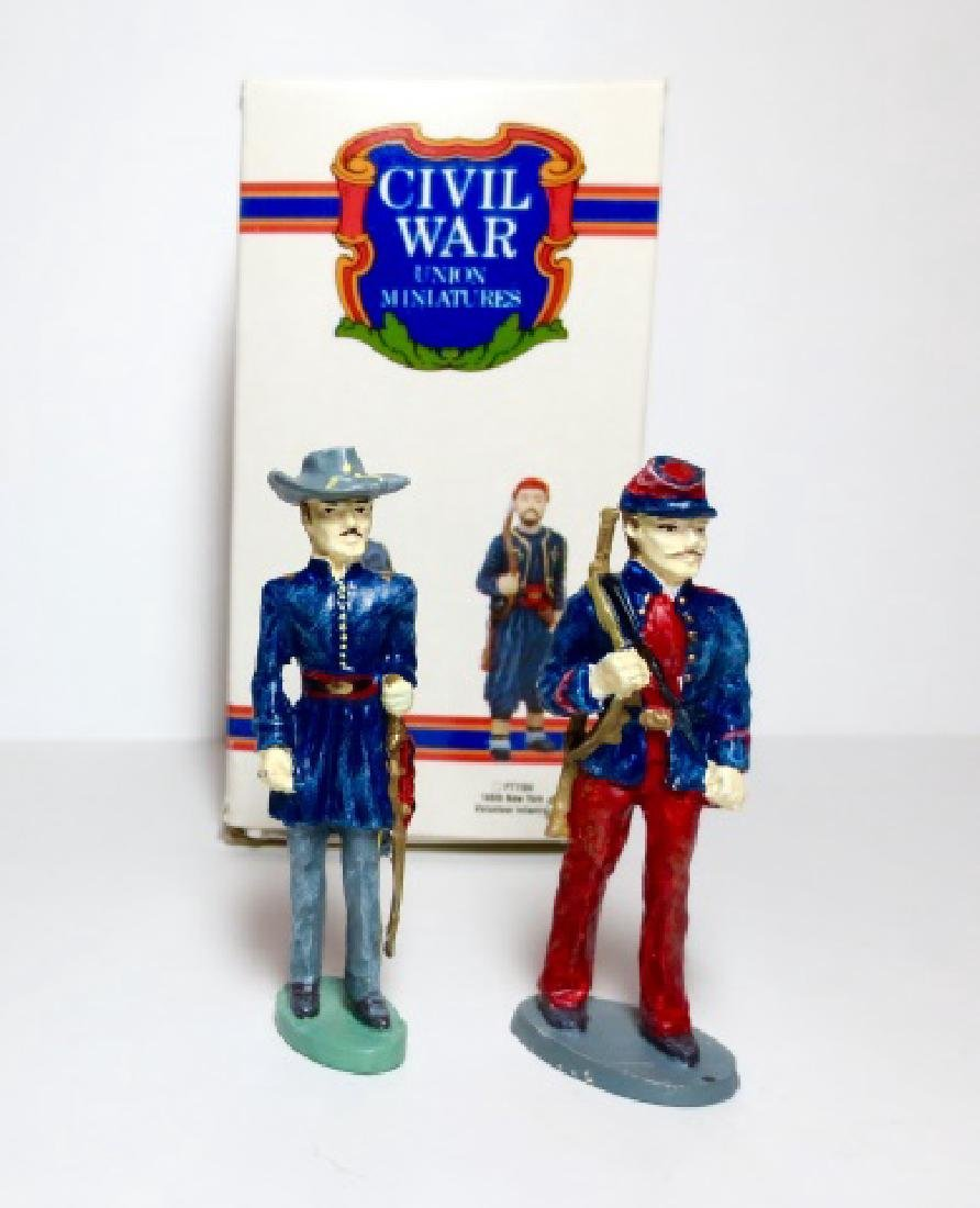Novelino Civil War Union Figures Boxed Set