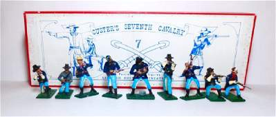 Maker Unknown Custers 7th Cavalry