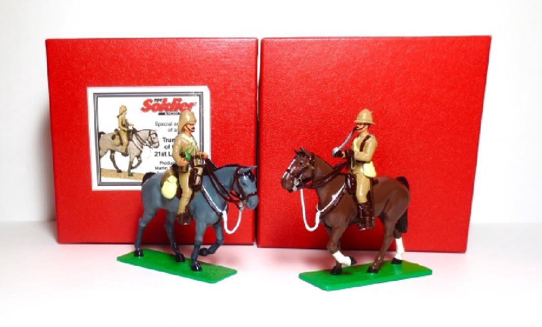 Toy Soldier & Model Figure 21st Lancers