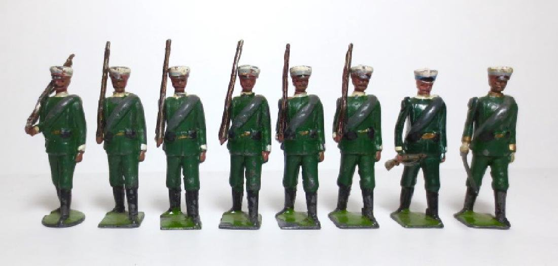 Britains Bulgarian Infantry from Set #172