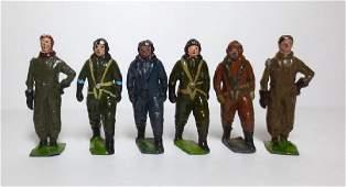 Britains Air Force Pilot Assortment