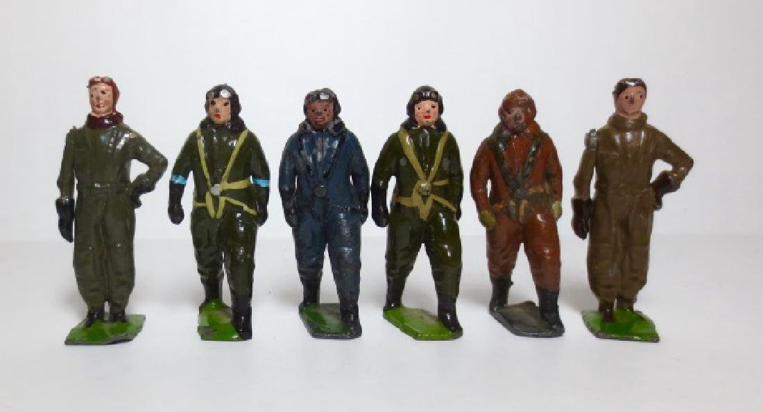 Britains Air Force Pilot Assortment