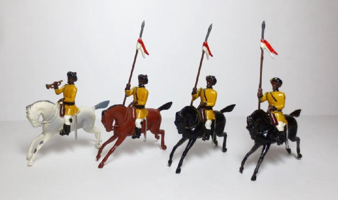 Britains Skinners Horse with Bugler from Set #47