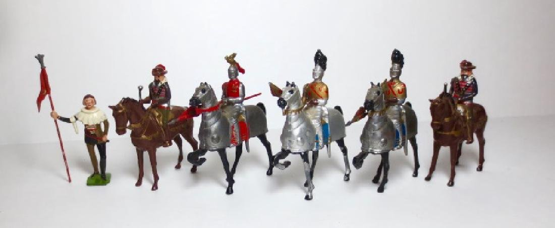 Britains Medieval Tournament Assortment