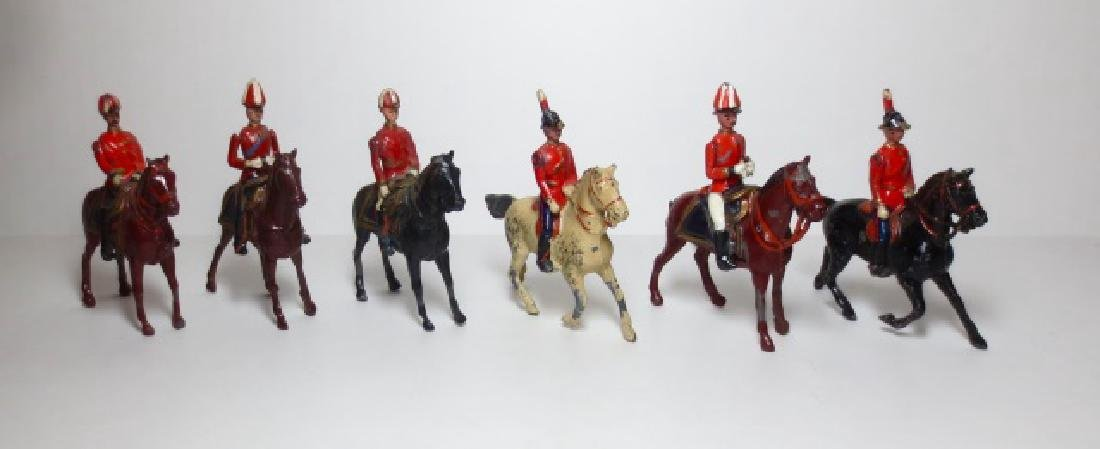 Britains General Staff Assortment from Set #201