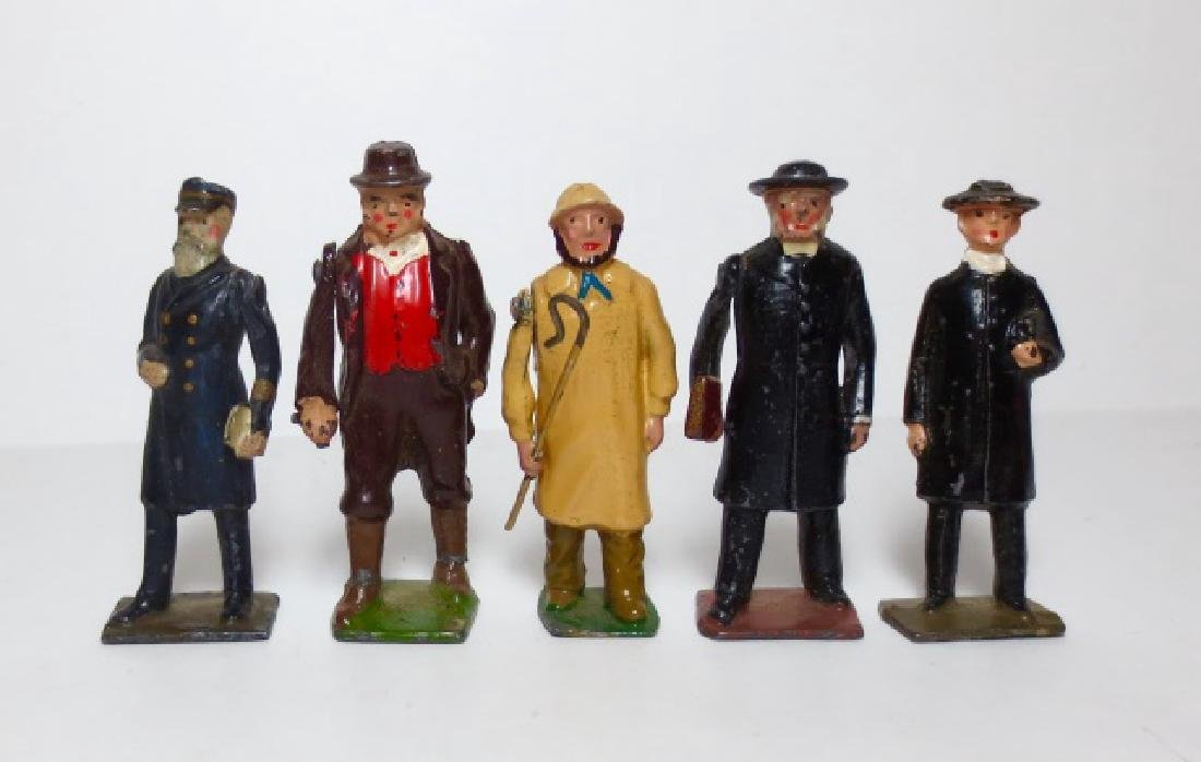 Britains Johillco Civilian Assortment