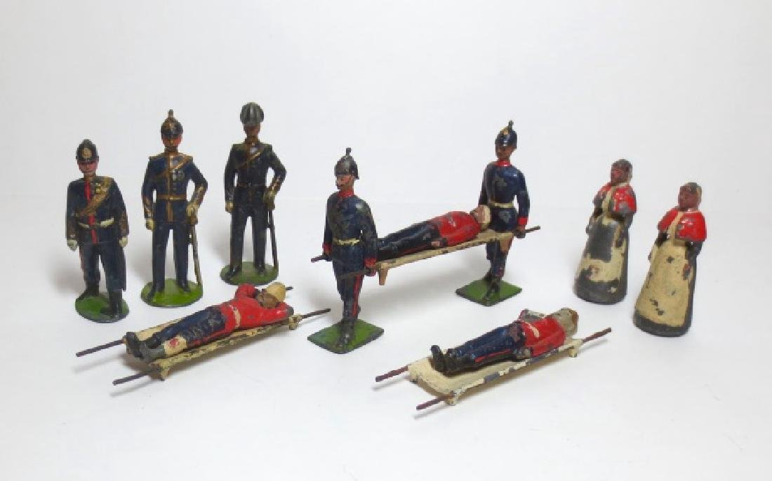Britains Royal Army Medical Assortment