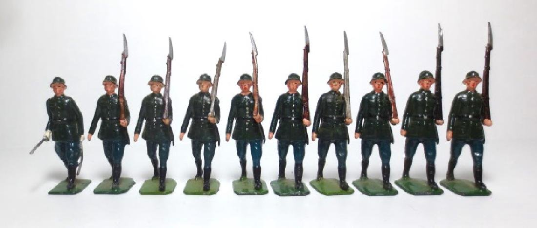 Britains German Infantry from Set #432