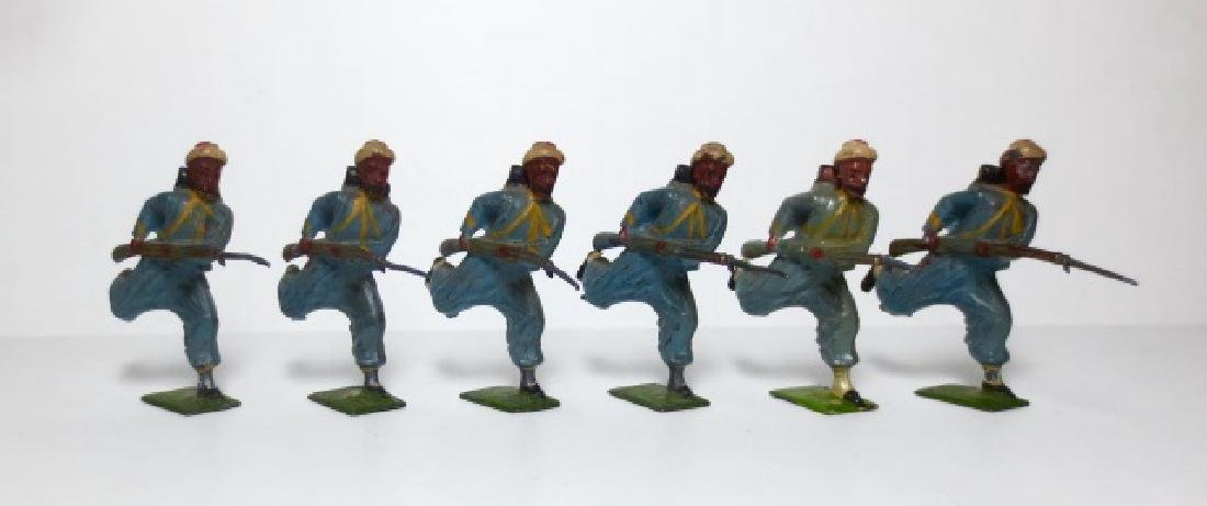 Britains Turcos Charging from Set #191