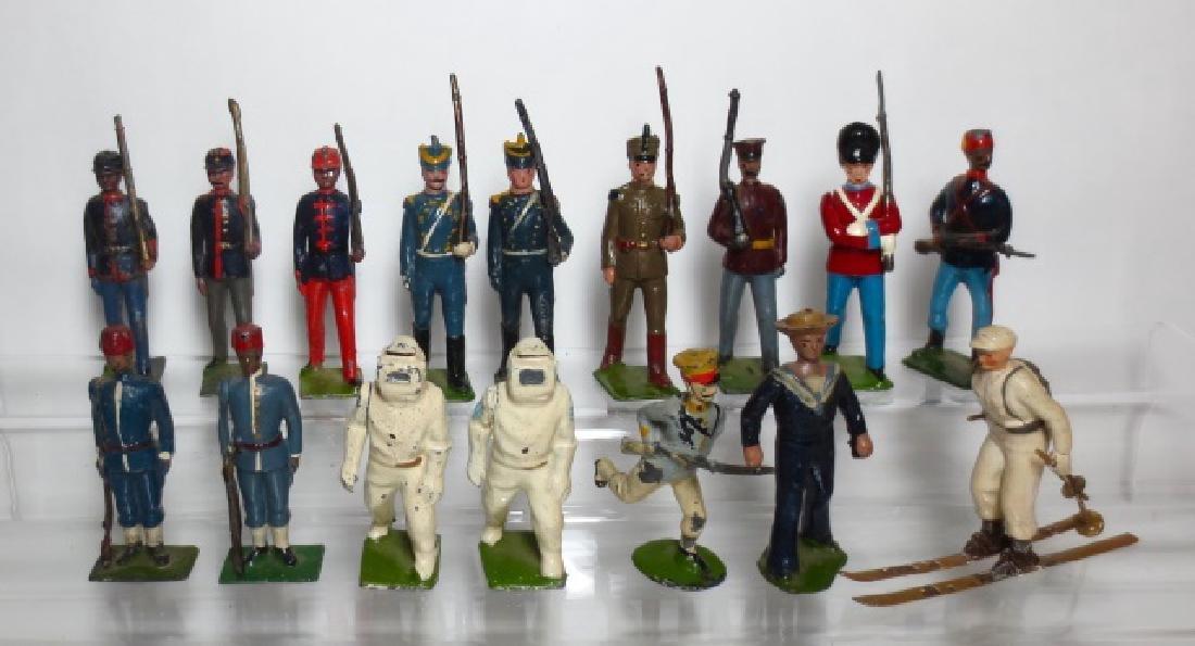 Britains Single Figure Assortment