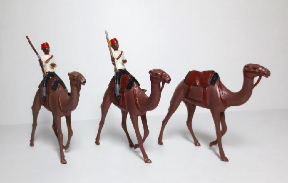 Britains Egyptian Camel Corps Set #48
