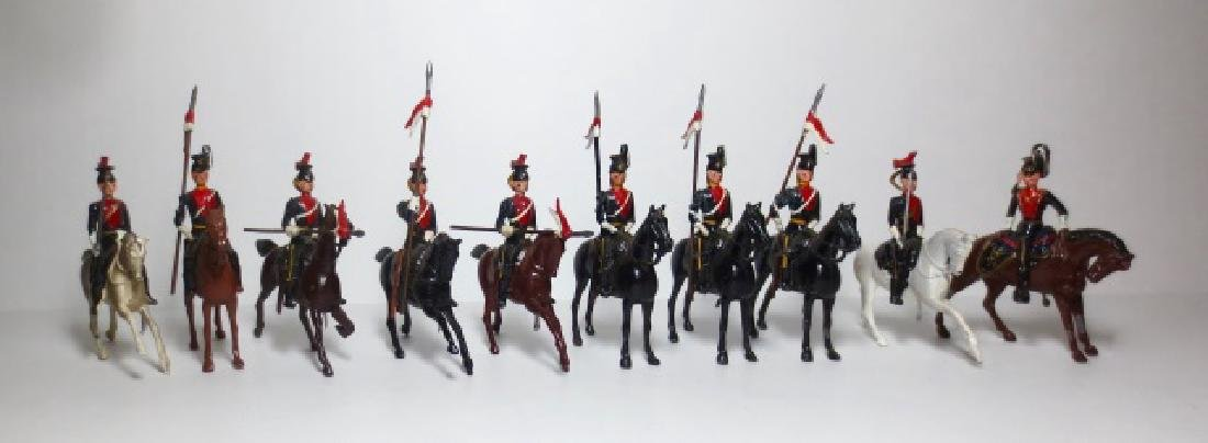 Britains Mounted Lancers Assortment