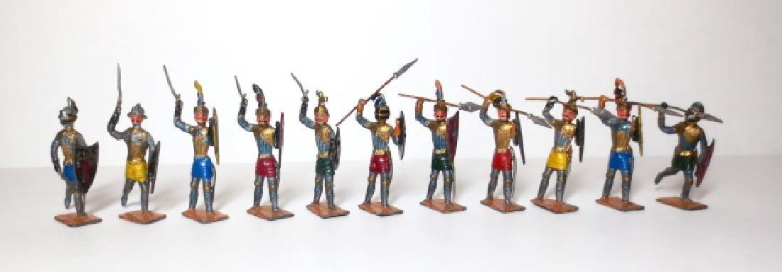 Heyde Knights on Foot