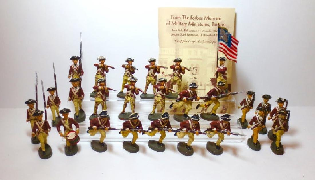Elastolin American War of Independence