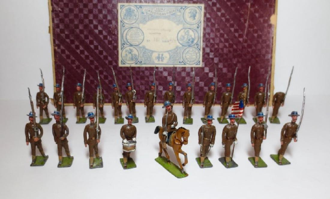 Heyde American Infantry Marching Set