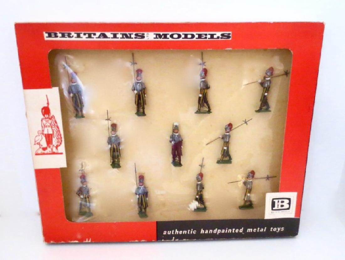 Britains Papal State Guards Set #9371