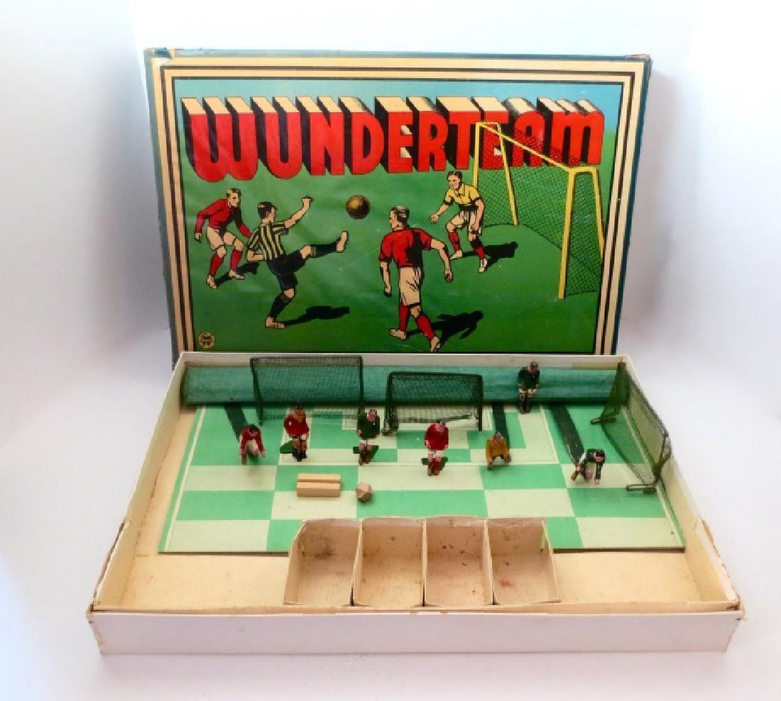 French Wonderteam Football Game Set