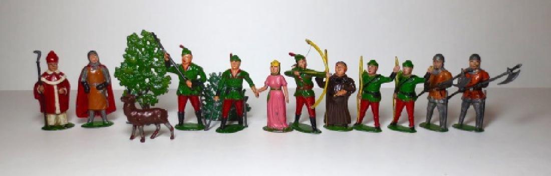 Benbros Robin Hood Set