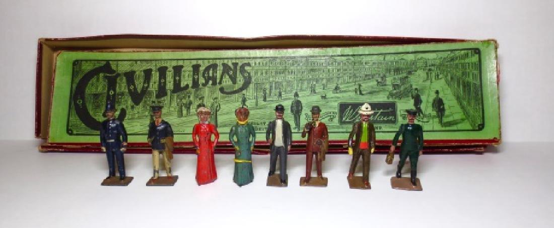 Britains Civilians Set #168