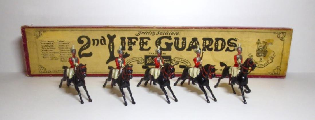 Britains 2nd Life Guards Set #43