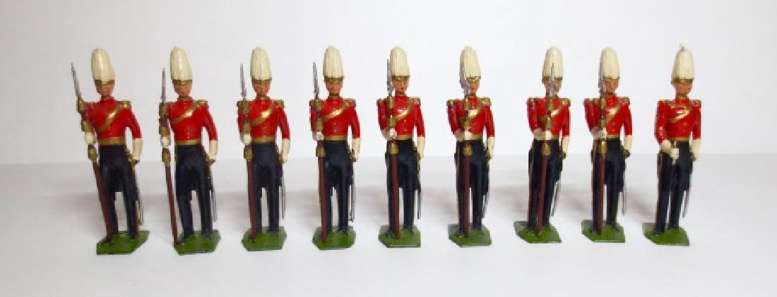 Britains Gentlemen at Arms Set #2149