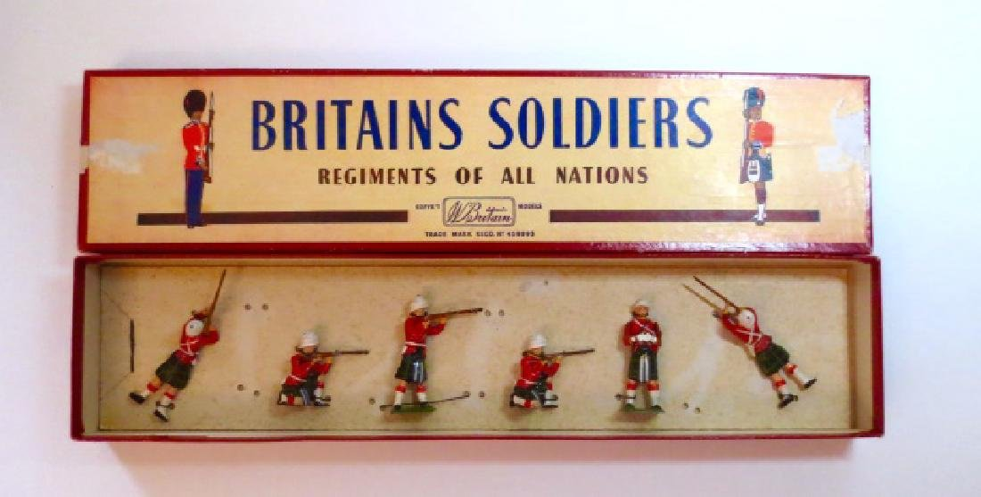 Britains The Argyll and Sutherland Highlanders