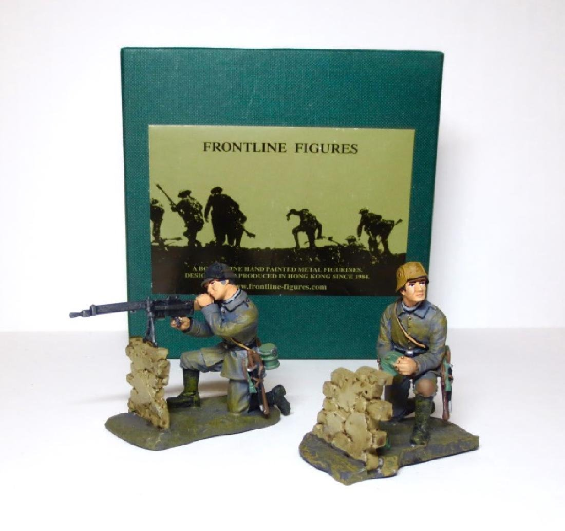 Frontline WW1 German Storm Troopers Set #GST.3