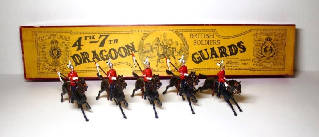 Britains 4th 7th Dragoon Guards Set #127