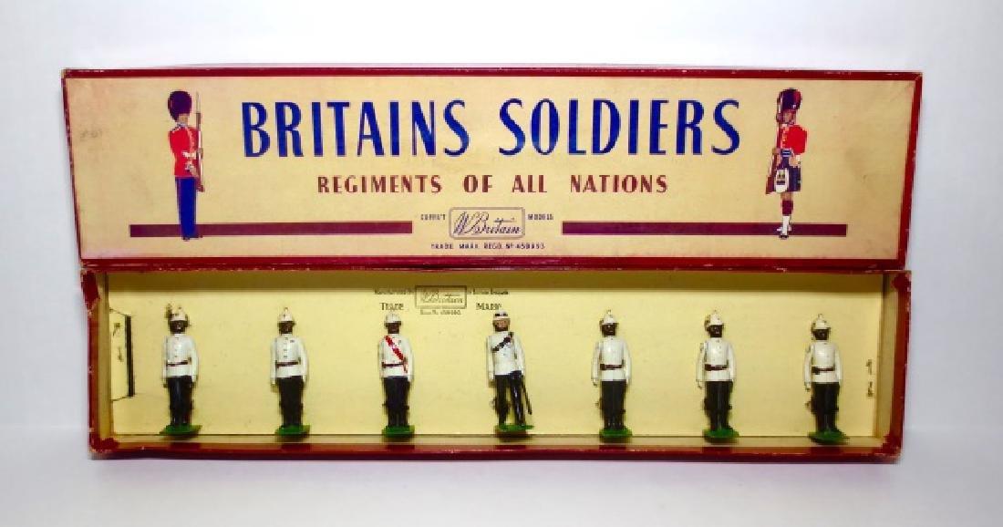 Britains Bahamas Police Set #2184