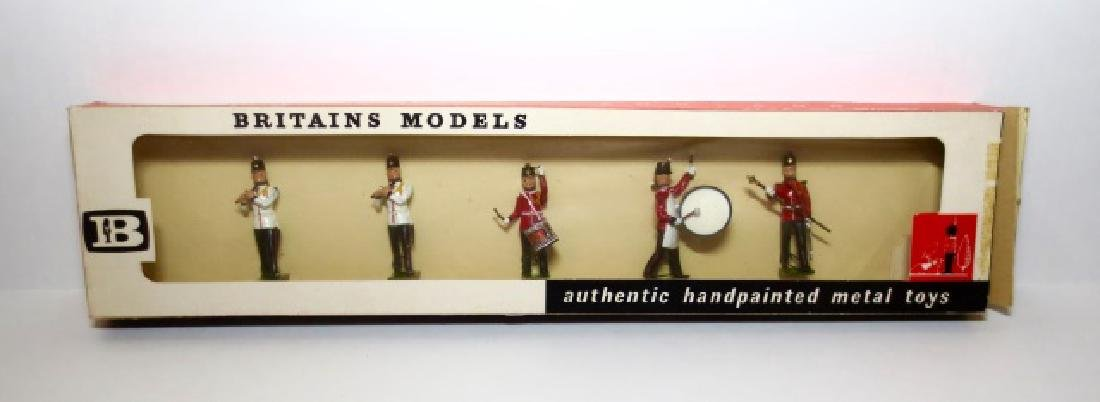 Britains Canada Fort Henry Band Set #9154