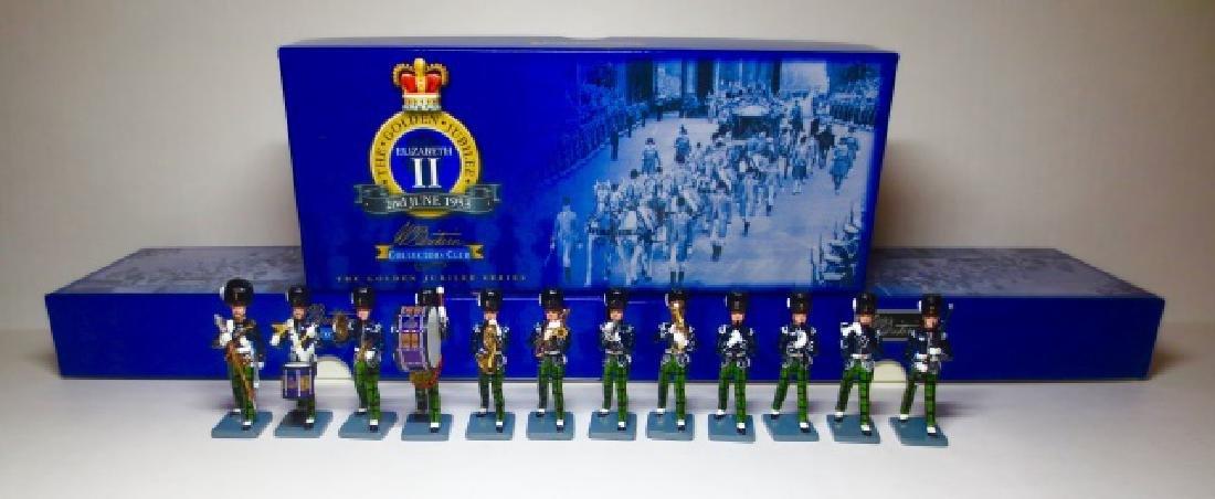 Britains Royal Scots Fusiliers Band Sets
