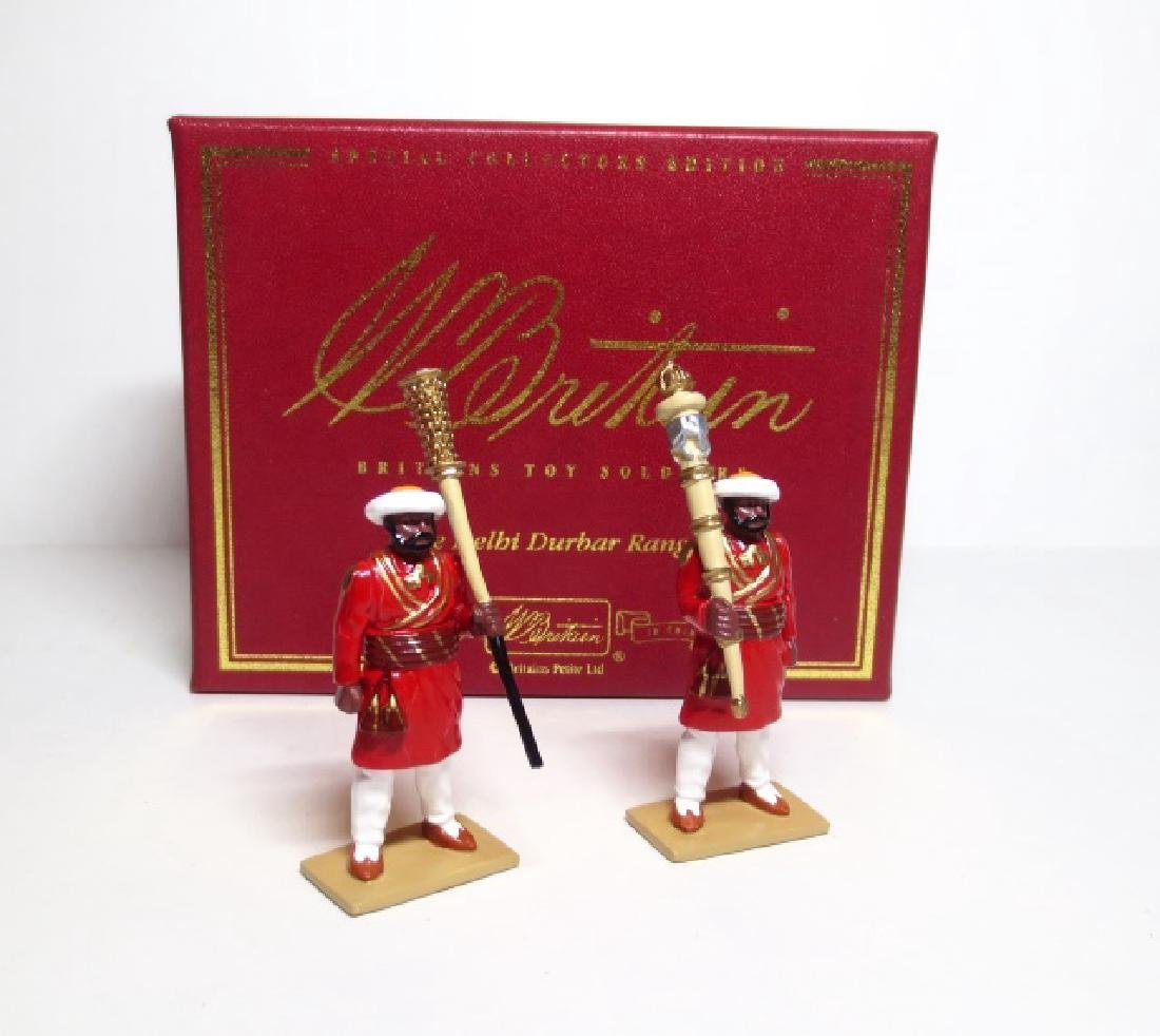Britains Mace Bearers Set #00132